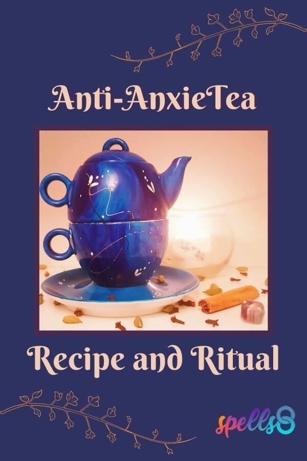 Anti Anxiety Tea Ritual