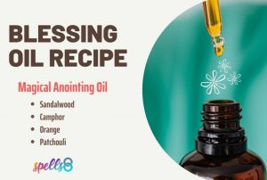 Wiccan Blessing Oil Recipe