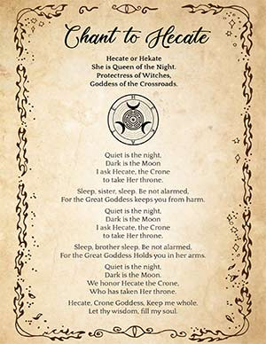 Prayer Invocation to Hecate