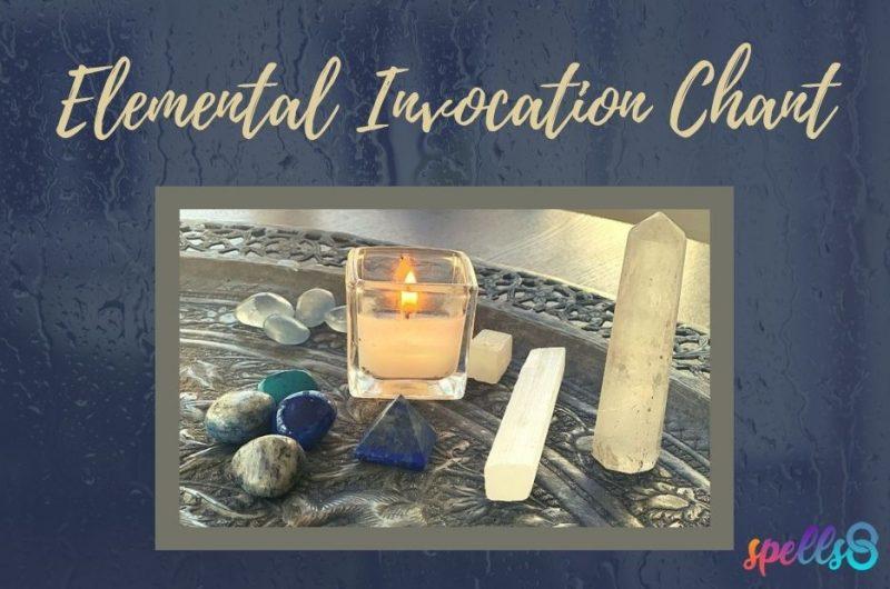 Elemental Invocation Chant