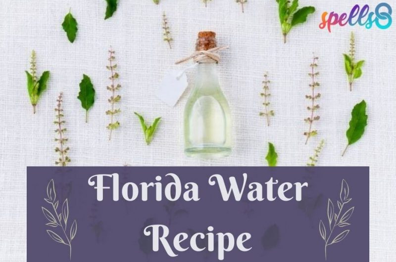 How to make Florida Water: Traditional Recipe and Uses.