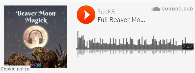 Full Beaver Moon Guided Meditation