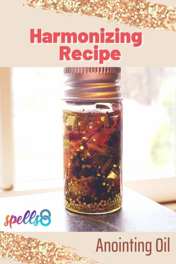 Anointing Oil Recipe