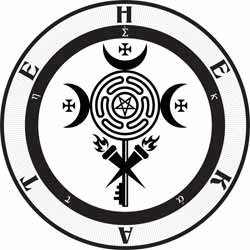 Hecate's sigil