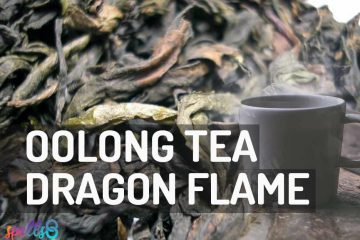 Oolong Tea Meditation Dragon Flame