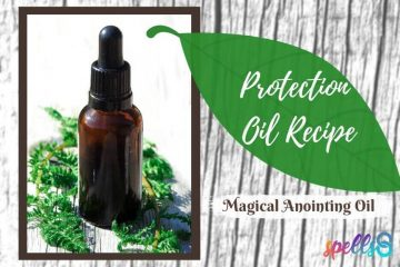 Magical Protection Anointing Oil