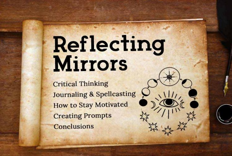 Reflecting Mirrors in Journaling