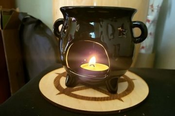 Reuse candles for spells