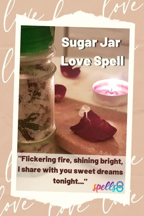 Sugar Jar Love Spell