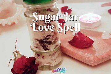 Sugar Love Spell Jar Specific Person