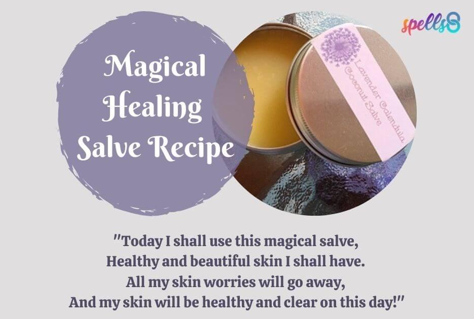 Magical Healing Salve Recipe