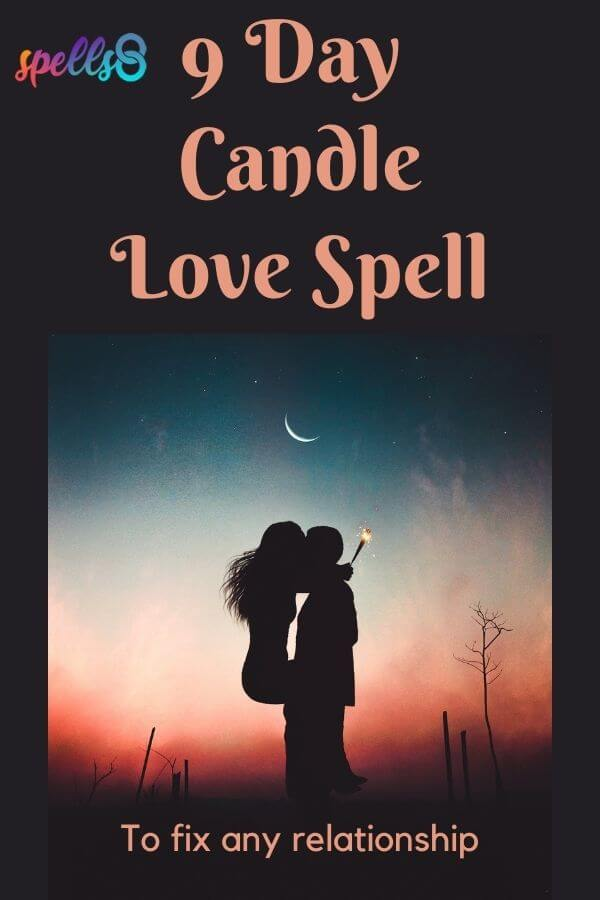 9 day Candle Love Spell