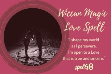 Wiccan Love Spell for Monday