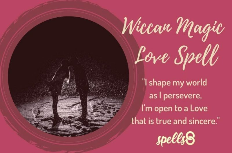 Wiccan Magic Love Spell: Attract Love with Candle Magic