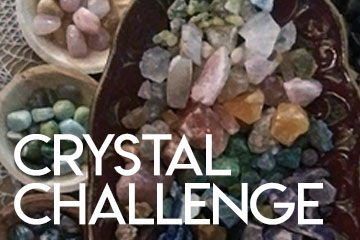 Crystal Witchy Challenge