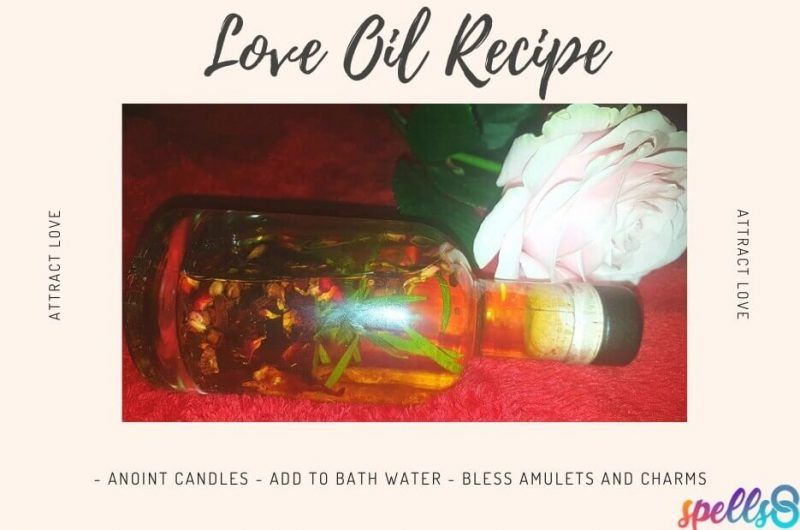 Love Oil: To Attract Love!