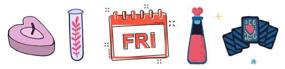 Friday Love spells