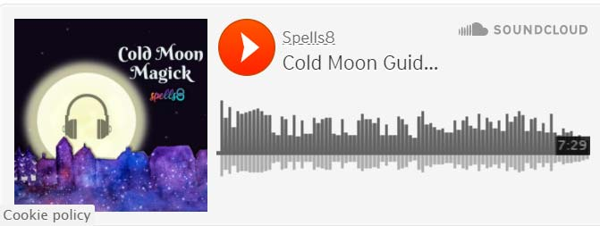 Guided Meditation for the Full Cold Moon