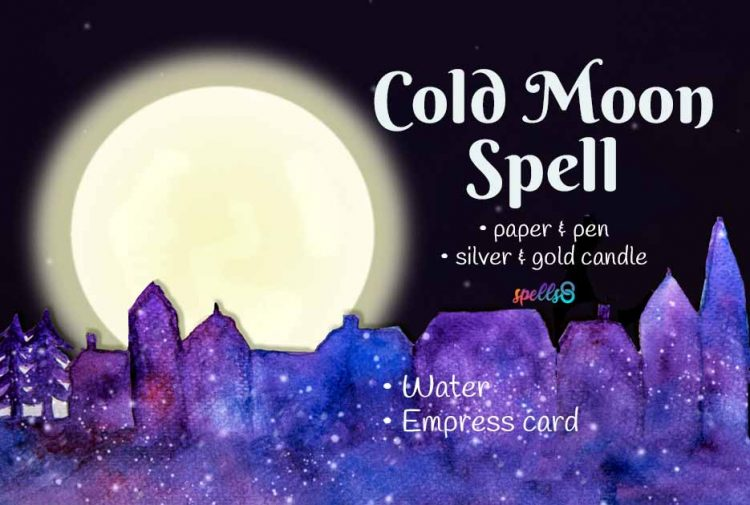 Cold Moon Spell of Magic