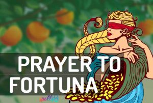 Prayer to Goddess Fortuna for Good Luck