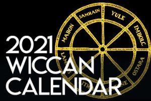 2021 Wiccan & Pagan Calendar