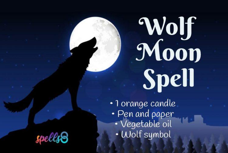 Full Wolf Moon Ritual