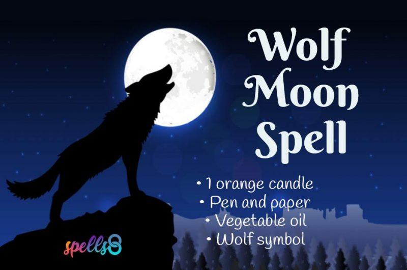 Wolf Moon Ritual & Spell (January)