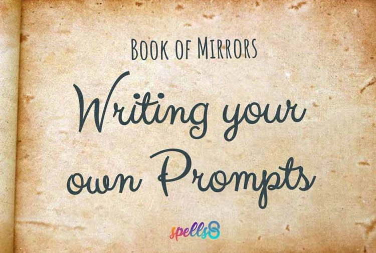 Writing your own Prompts