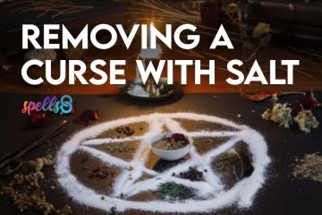 How to Remove a Curse with Salt