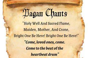Pagan Chants and Prayers