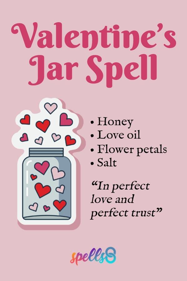 Valentine Day's Love Ritual
