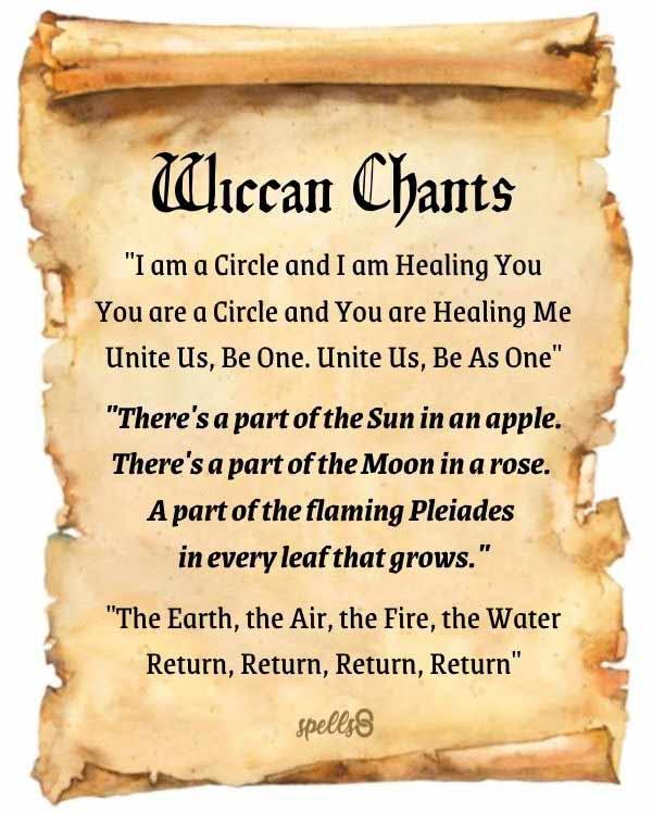 Pagan Chants and songs