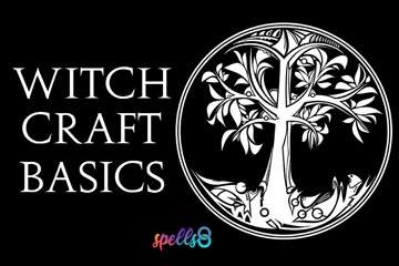 Witchcraft Basic Tips for Beginners