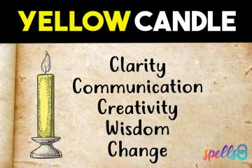 Candle Magic: Yellow Candle