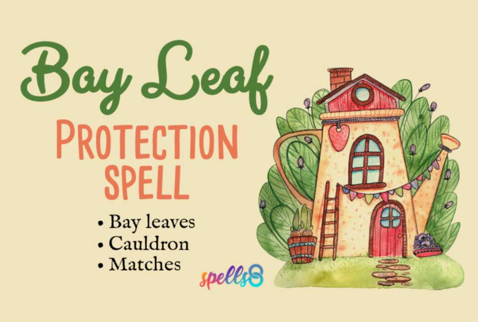 Bay Leaf Home Protection Spell