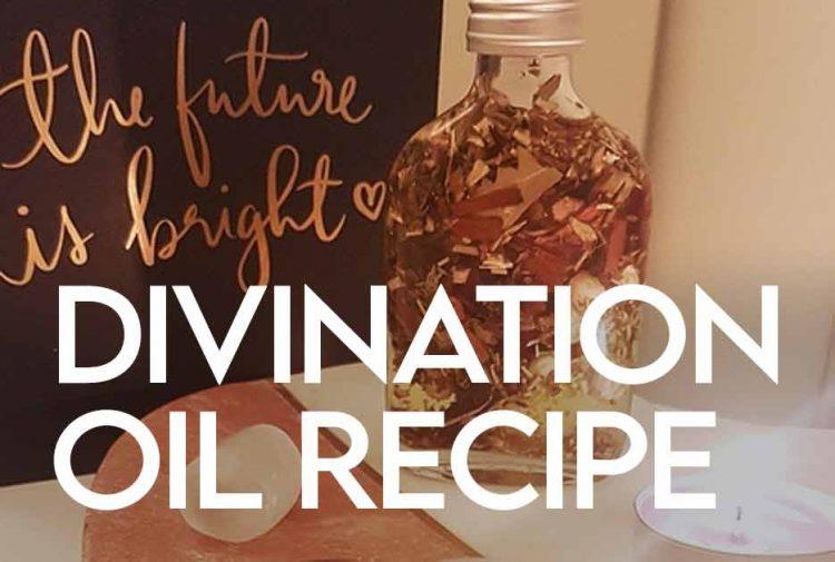 Divination Oil Recipe
