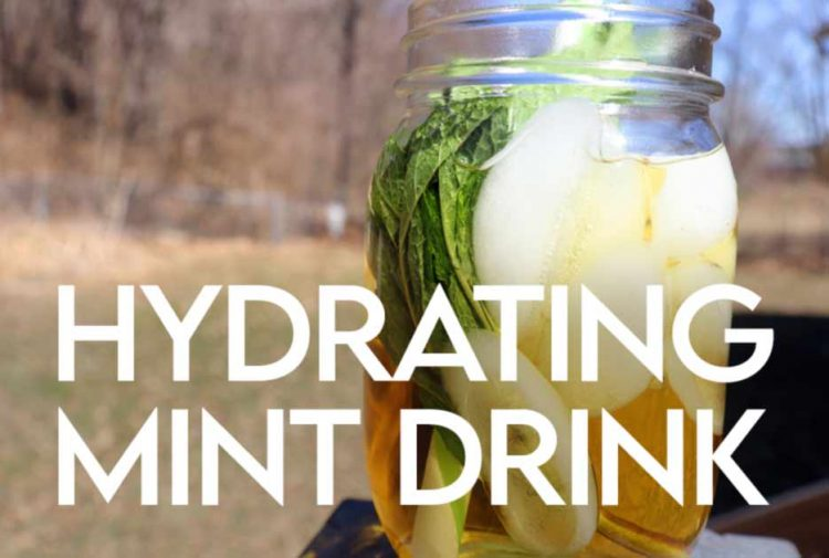 Hydrating Mint Refresher
