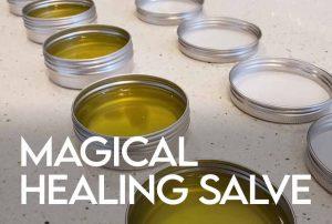 DIY Magical Salve