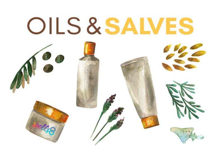 Oils & Salves DIY Recipes