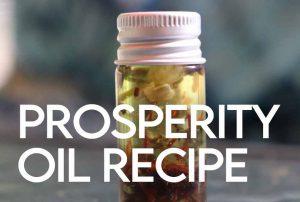 Prosperity Anointing Oil