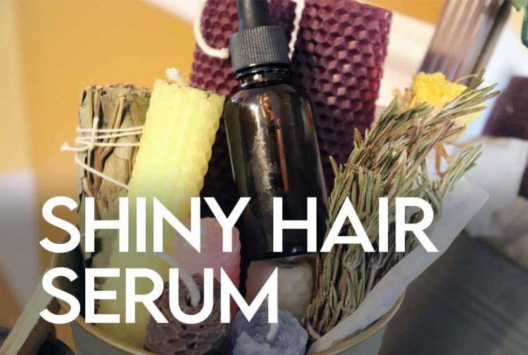 Shiny Hair Serum