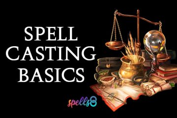 Starting Witchcraft Beginner Basics