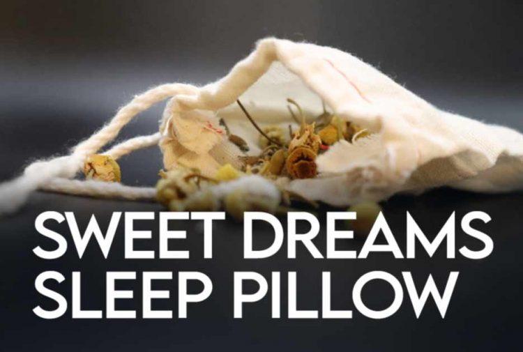 Sleep Dreams Pillow