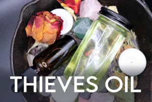 Thieves Oil Traditional Recipe