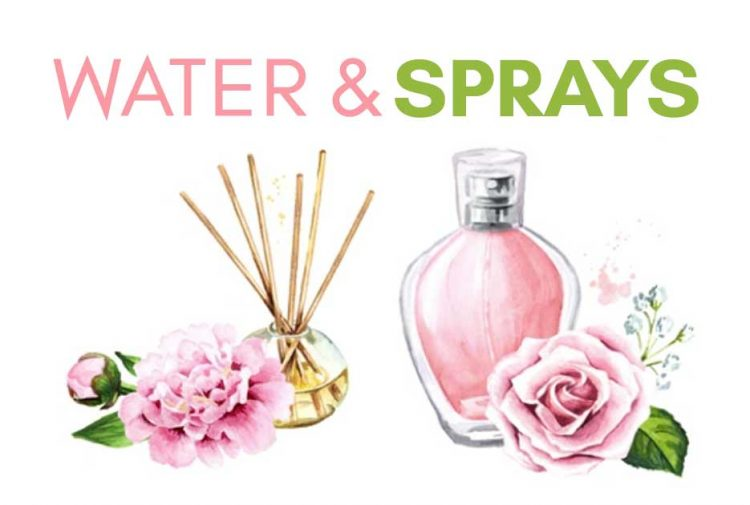 Waters and Sprays