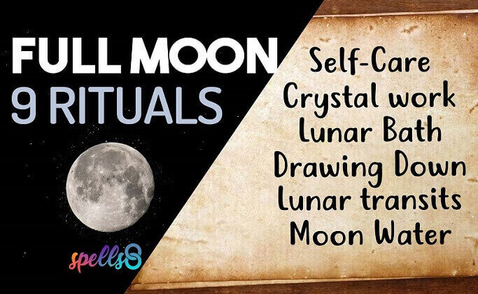 What to do on a Full Moon?