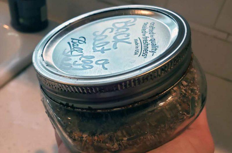 How to make Black Salt: Recipe and Uses
