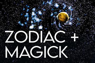 Zodiac Magic Witchy