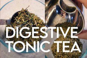 Digestive Tonic Tea