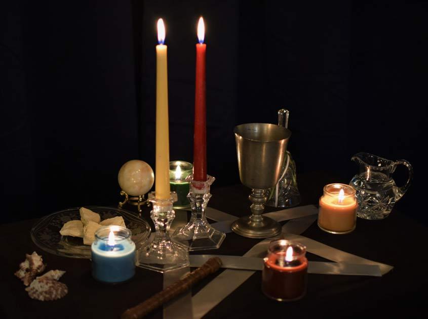 Esbat Ritual Wicca